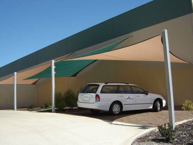 sail shade -  protection -   uv