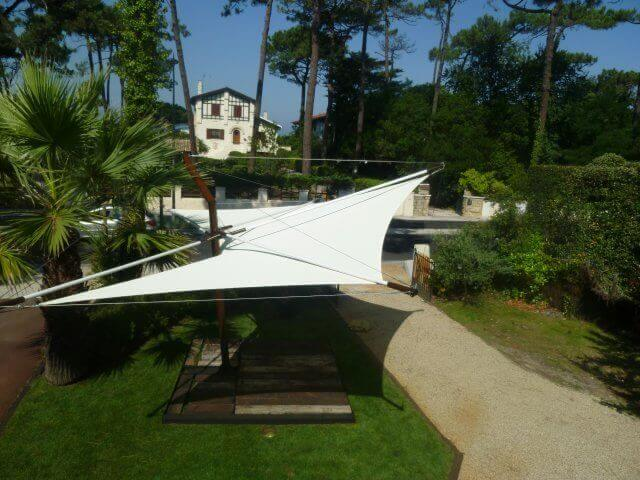 sail shade -  protection -  sun